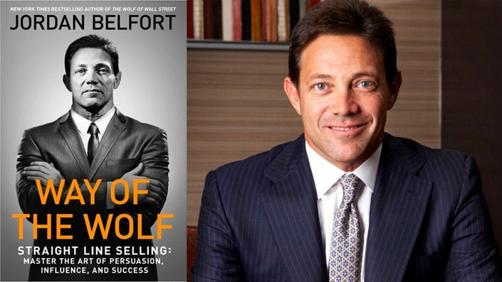 Way of The Wolf by Jordan Belfort