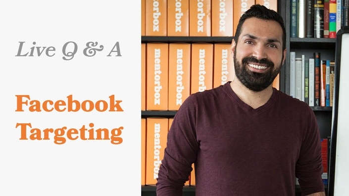 Case Study: Facebook Targeting with Mike Long