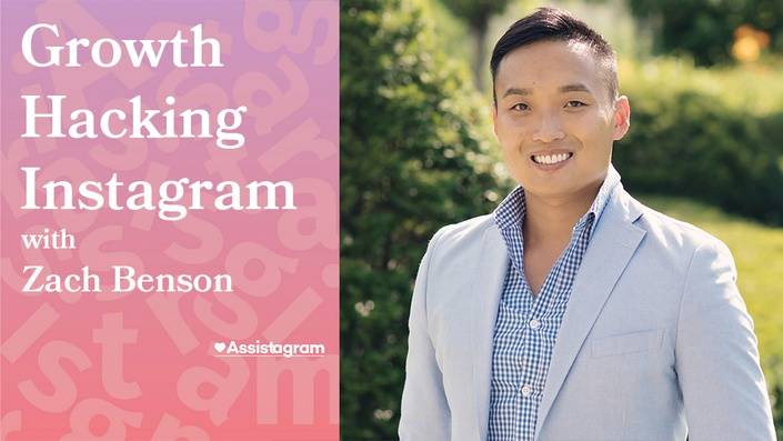 Instagram Growth Hacking with Zach Benson