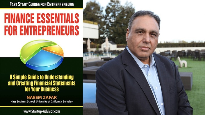 Finance Essentials for Entrepreneurs by Naeem Zafar